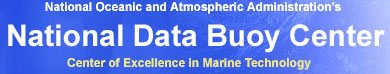 National Data Buoy Center