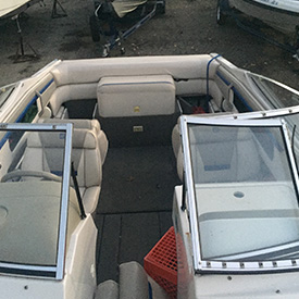 1994 Four Winns 190 Horizon - Seating
